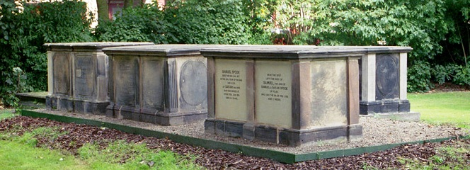 spode tombs